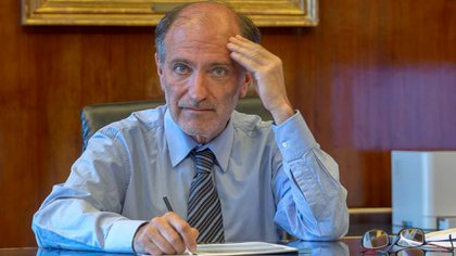 Eduardo Hecker, presidente del BNA