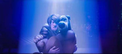 Shaggy y Scooby Doo  son raptados por extraterrestres en el avance de la película  (Foto: Captura de pantalla de YouTube)