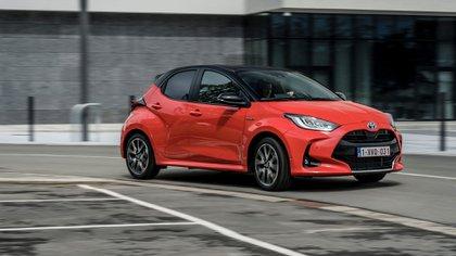 El Yaris en su versión europeo se comercializará en la región (Toyota)