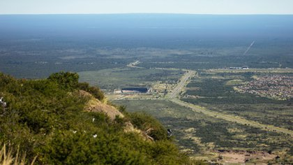 Uno de los paisajes más bellos para recorrer en San Luis (Foto: Inprotur)