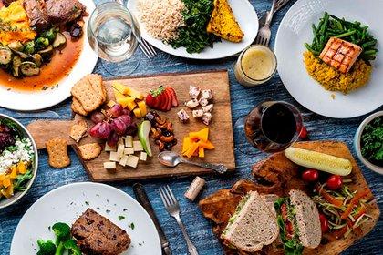 Hay varias opciones para ir a comer platos saludables (Greater Miami and the Beaches CVB)
