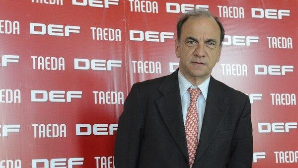 El fiscal Raúl Pleé (Fernando Calzada)