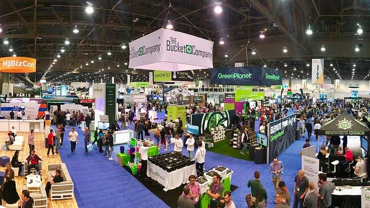 Las Vegas MJbiz Conference es la exposición de cannabis más grande del mundo y se celebra anualmente en la ciudad estadounidense de Las Vegas