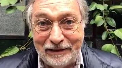 """Luis Brandoni habló de la situación del país: """"El peronismo perdió la calle, la calle la ganó la gente"""""""