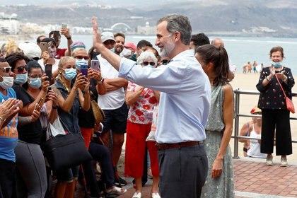 La gira real continuará por todas las ciudades autónomas de España, con el fin de fomentar y apoyar al sector turístico tras la pandemia