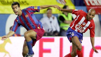 """La nueva vida del campeón de la Champions League con Barcelona que busca revolucionar las divisiones juveniles: """"La intención no es crear futbolistas"""""""