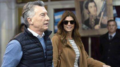 Mauricio Macri y Juliana Awada, afectados por la reducción de la custodia