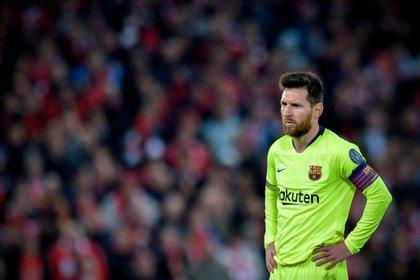 Lionel Messi podrá iniciar los trámites en la FIFA aún si también comienza un litigio con el FC Barcelona (EFE)