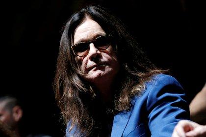 Ozzy Osbourne (Crédito: Reuters)