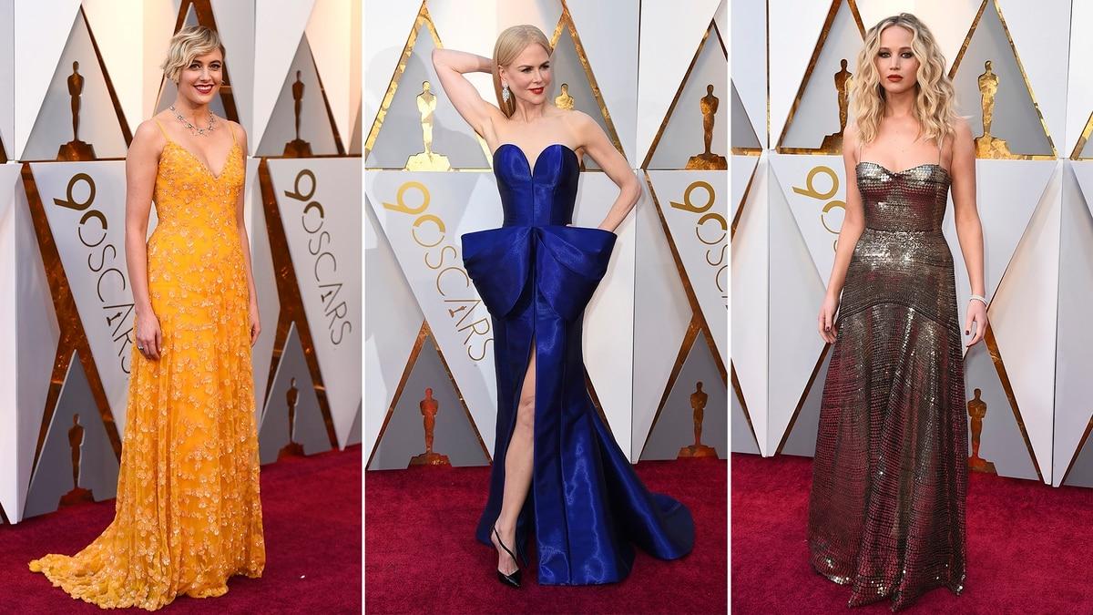 9e284a4a0 Los looks de la alfombra roja de los Premios Oscar 2018 - Infobae