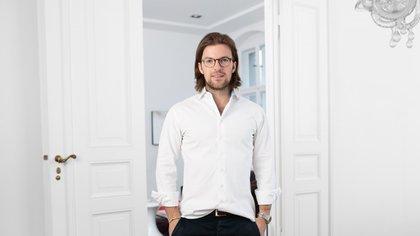 Magnus Resch, el creador de la aplicación (Magnus)