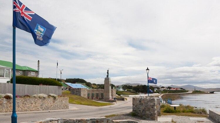 Centro de Malvinas