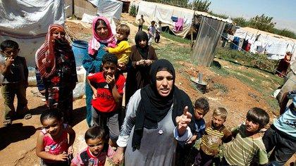Refugiados sirios REUTERS 163