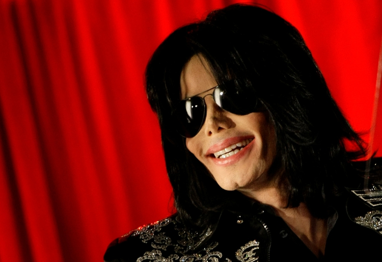 Michael Jackson (REUTERS)