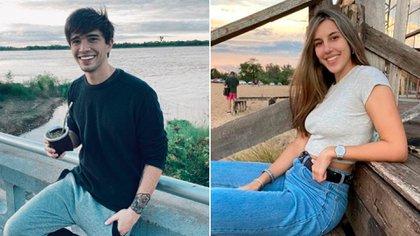 Sofía Alberto, médica y novia del influencer Julián Serrano, ofrecía recetas médicas desde su cuenta de Instagram