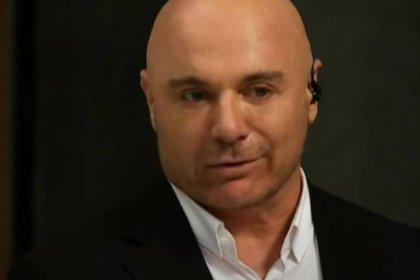 """""""Hola"""" escribió Germán Martitegui en el mensaje de la foto que reveló quién ganará el repechaje de Masterchef Celebrity"""