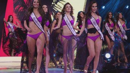 Sofía Aragón le envió un mensaje a Lupita Jones y le pidió que respete a todas las concursantes de Mexicana Universal (Foto: Rogelio Morales/Cuartoscuro)