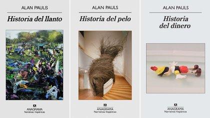 La trilogía de los setenta de Alan Pauls