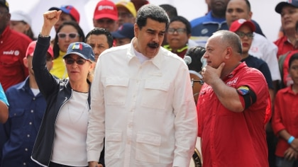 """Guaidó sostuvo que la dictadura de Maduro busca generar """"inestabilidad"""" en América Latina (REUTERS/Manaure Quintero)"""
