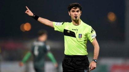 El árbitro Daniele De Santis fue asesinado el 21 de septiembre en Lecce