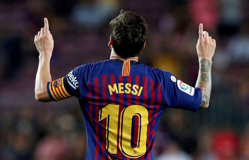Messi ostenta más de 167 millones de usuarios en Instagram (Reuters)