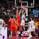 Argentina y España juegan la final del Mundial de básquet (AFP)