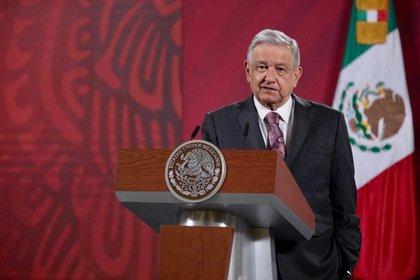 El mandatario mexicano dio como límite el 31 de octubre para los funcionarios que quieran contender por una gubernatura. (Foto: Presidencia de México)