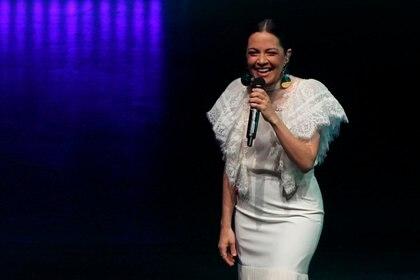 En la imagen, la cantante mexicana, Natalia Lafourcade fue la ganadora del Grammy Latino al mejor álbum musical (Foto: EFE/Mario Guzmán Archivo)