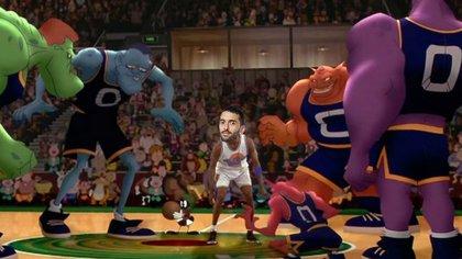 Campazzo en el All-Star Game