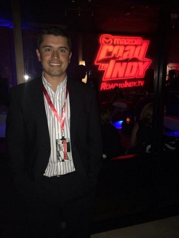 Ricardo Juncos es un argentino dueño de un equipo de IndyCar (@ricardojuncos)
