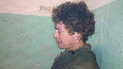 Pity detenido en el pabellón psiquiátrico de Ezeiza