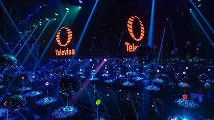 Hasta el momento hay registro de 12 personas contagiadas por COVID-19 en Televisa (IG: televisa)