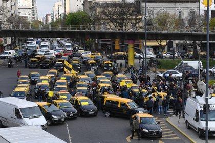 """La organización sindical adelantó que durante todo el mes de octubre se realizarán """"masivas asambleas"""" en varios puntos de la Ciudad de Buenos Aires"""