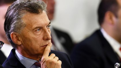 Mauricio Macri (AFP)