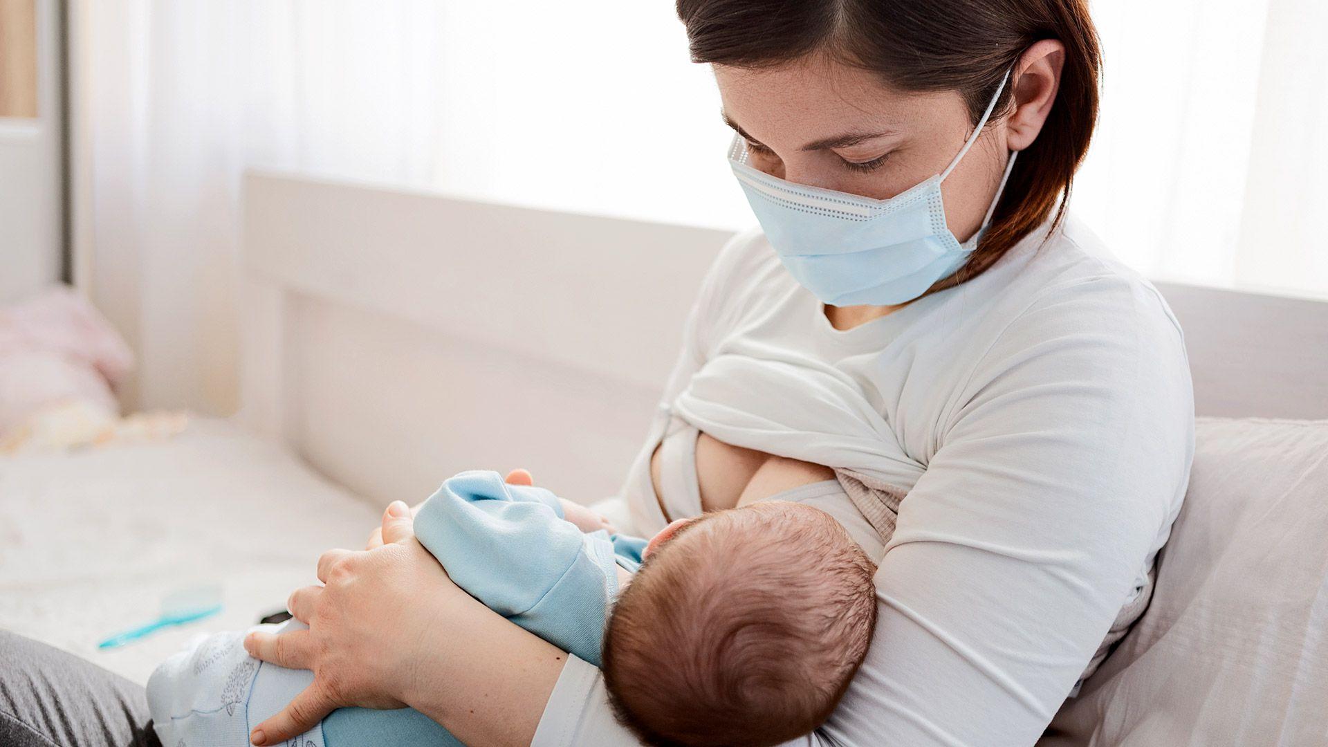 Embarazo parto covid