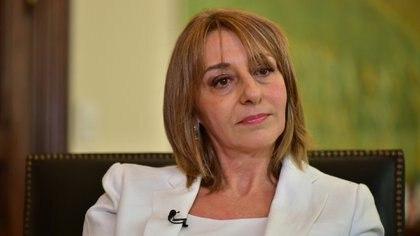 La OCDE cuestionó la gestión de Gils Carbó (Adrián Escándar)