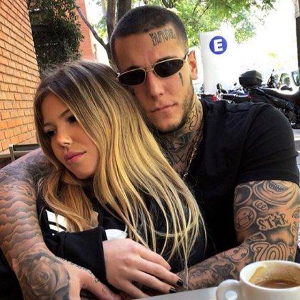 """Desde que estalló el escándalo en el que quedó involucrado su padre, Macarena le puso """"candadito"""" a su perfil de Instagram"""