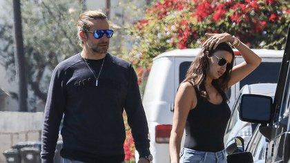 Irina Shayk y Bradley Cooper terminaron su relación después de cuatro años (Grosby)