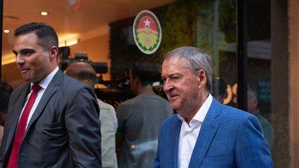 Juan Schiaretti no estará pero envía a su ministro de Hacienda