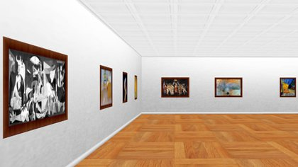 3D Art Museum