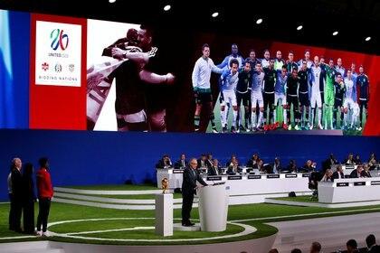 Canadá, México y los Estados Unidos albergarán el Mundial 2026 (Reuters)