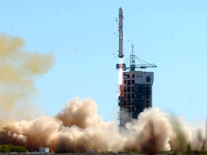 Lanzamiento de satélite venezolano