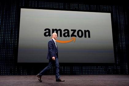 En la imagen, el fundador y consejero delegado de Amazon, Jeff Bezos (EFE/Michael Nelson/Archivo)