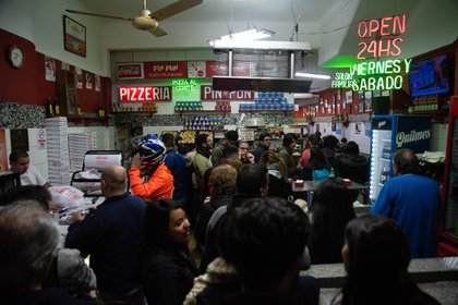 La pizzería de Pin Pun de Almagro está abierta los viernes y sábados las 24 horas