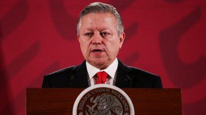 Arturo Saldivar ministro presidente (Foto: Cuartoscuro)