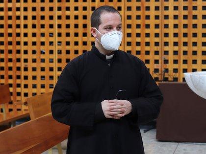 La pandemia de COVID-19 ha afectado a seis de cada 10 diócesis y arquidiócesis (Foto: EFE / José Pazos)