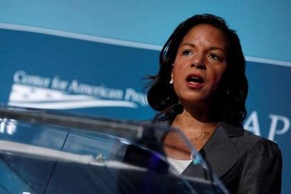 Susan Rice, favorita para convertirse en Secretari de Estado (REUTERS/Aaron P. Bernstein)