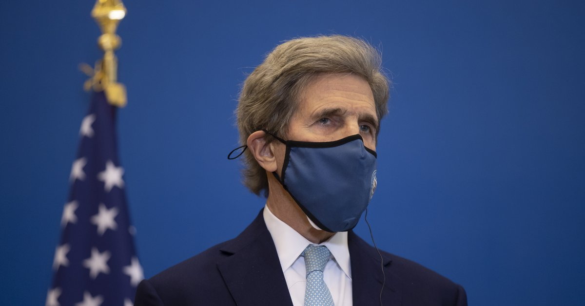 Kerry sees US-China cooperation crucial in Climate crisis
