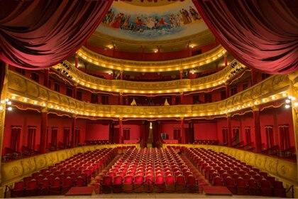 Teatro Vera, Ciudad de Corrientes