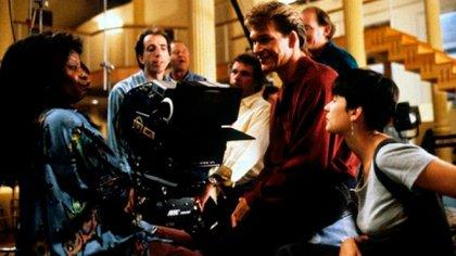 Durante la filmación